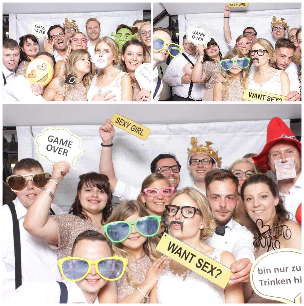 Photobooth der Partyspaß für deine Hochzeit