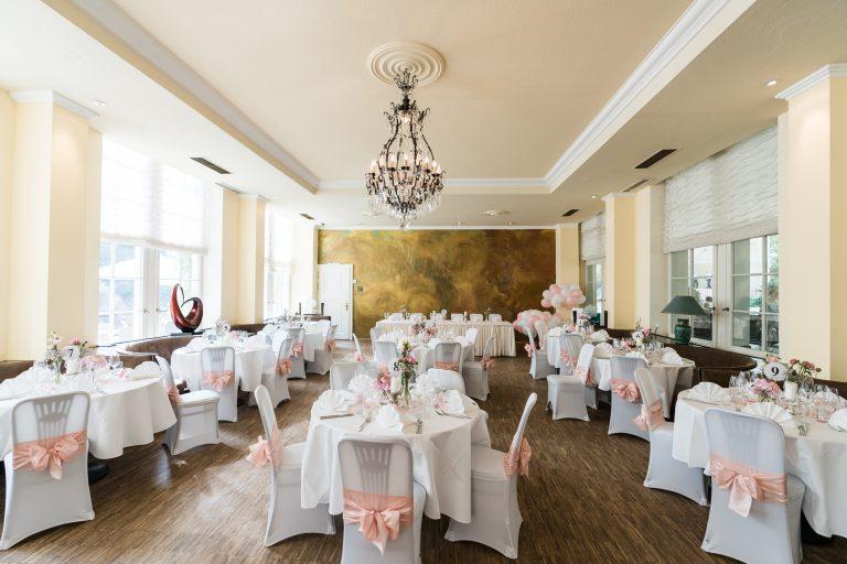 Foto der Hochzeitslocation Orangerie Bad Homburg