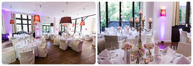 Hochzeitslocation Villa im Tal Wiesbaden Innenraum
