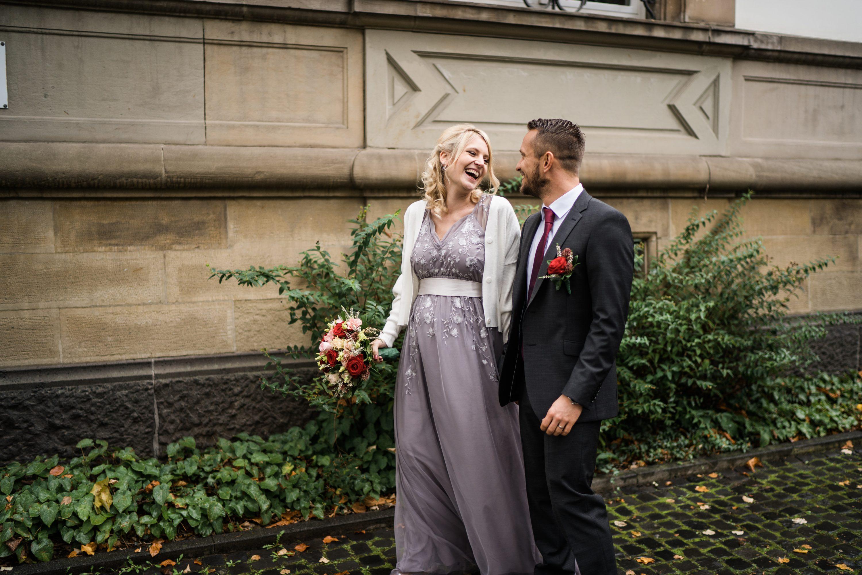 Hochzeitfotos Standesamt Giessen - Villa Leutert